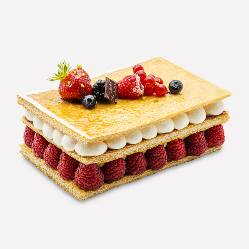MILLEFEUILLE FRUITS